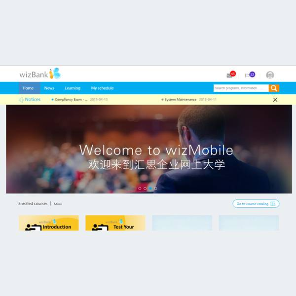 Factory best selling Online Learning Platforms -