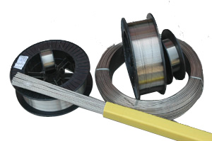 ER308/ER308L/ER308LSi used with 18%Cr8%Ni or stainless steel and18Cr – 8Ni steels