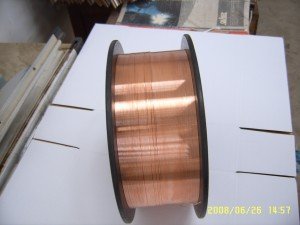 ER49-1 ,SG4 mig wire, G3Si1 welding wire Used to weld ship building steeland mild steel products with strength at 490N/mm2 degree