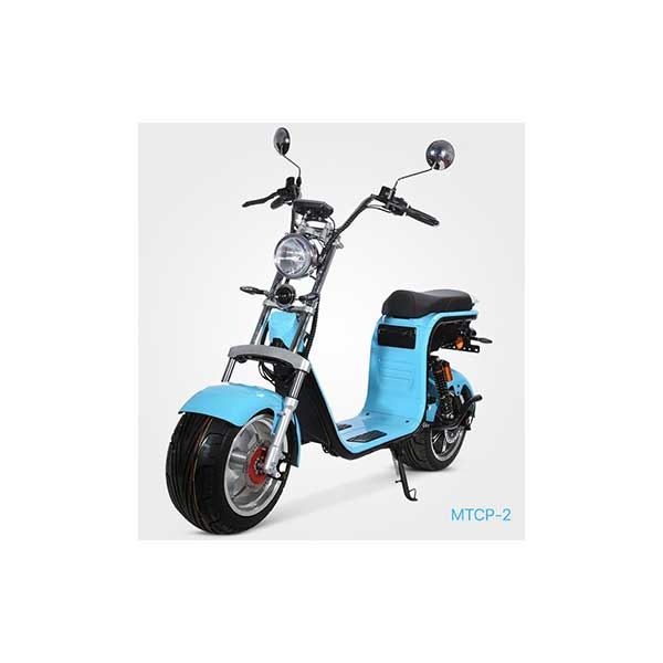 Professional China Wide Tyre Electric Scooter -