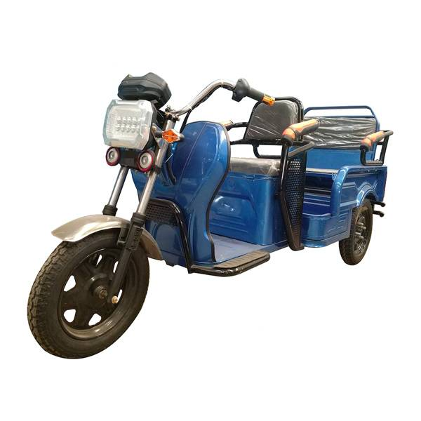 Manufacturer of Tuk-Tuk Tricycles -