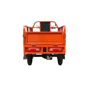 Open-body cargo tricycle-S