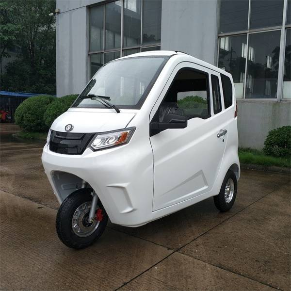 Electric Nano Passenger Tricycle Featured Image