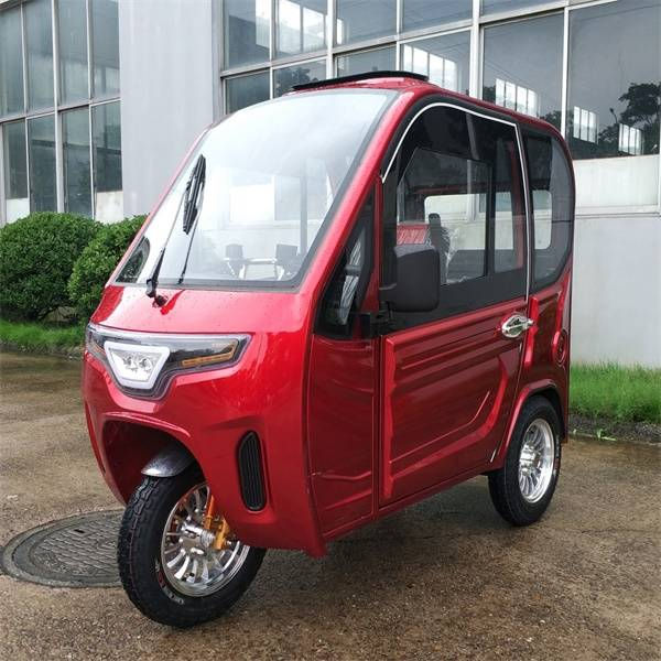 Electric Nano II Passenger Tricycle Featured Image