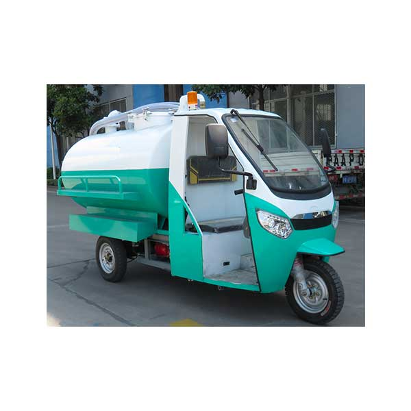 Low price for Electric Sanitation Truck -