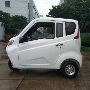 Electric Nano Passenger Tricycle