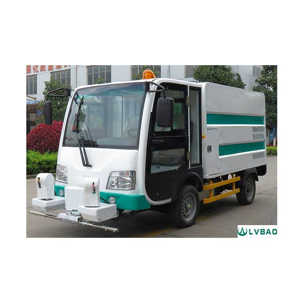 Factory selling Electric Garbage Collector Cleaning Tricycle -