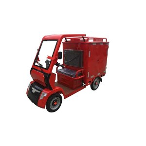 Closed-body Cargo Vehicle(4W)