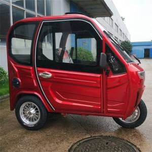 Electric Nano II Passenger Tricycle