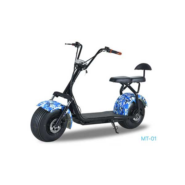 OEM Supply 1500w Electric Scooter -