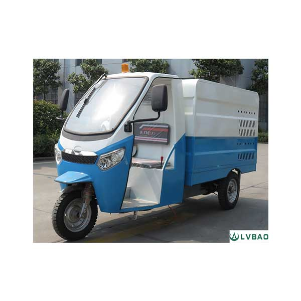 Top Suppliers Small Garbage Collection Vehicle -