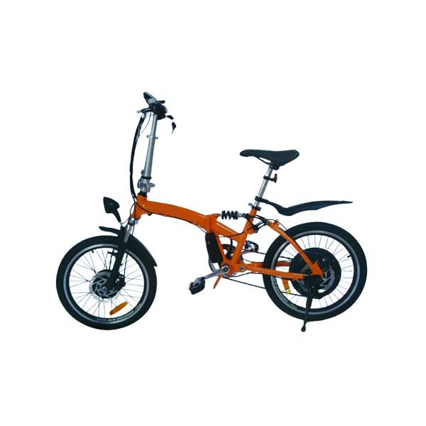 2019 Good Quality Electric Sightseeing Bike -