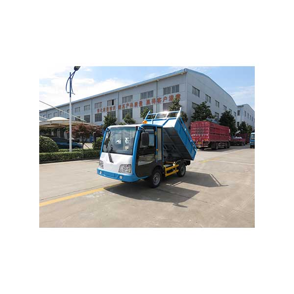 Wholesale Price China Electric Sanitation Vehicle -