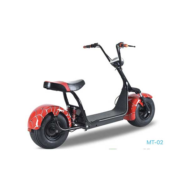 High Quality Harley Fat Tyre Scooter -