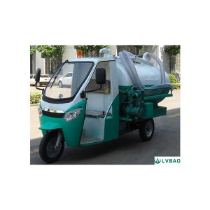 Popular Design for Garbage Tricycle -