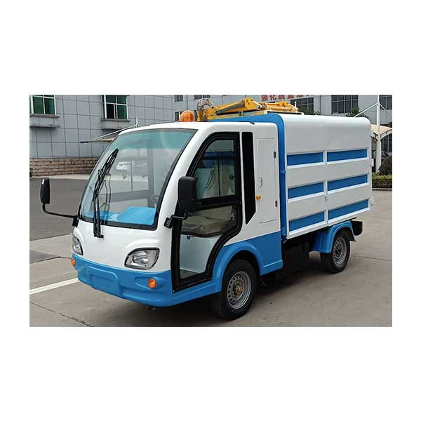 OEM manufacturer Electric Garbage Vehicle -