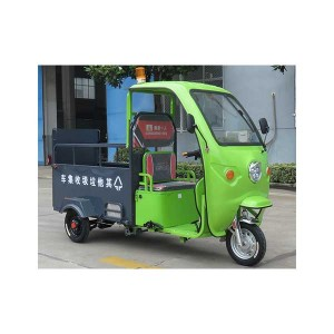 3 Wheel Electric Dustbin Transporter(2 bin)
