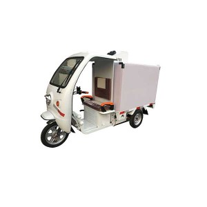 E Refrigerating tricycle