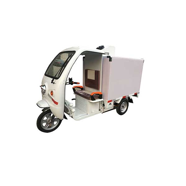 2019 China New Design Truck Cargo Tricycle -