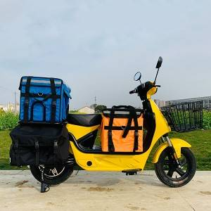 Electric Delivery Scooter / Electric Food Delivery Scooter / Electric Cargo Scooter / Electric Scooter / Electric Express Delivery Scooter Model: MT-B-ZZ-YD