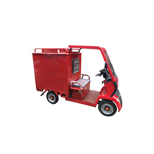 OEM manufacturer Food Delivery Electric Tricycle -