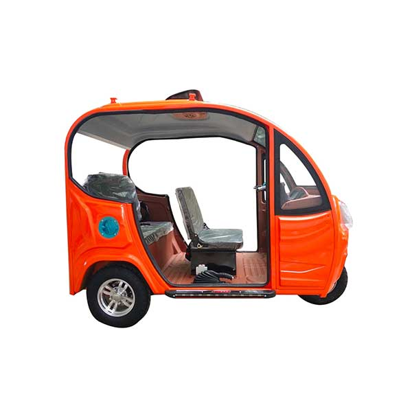 Factory best selling Electric Trike With Cabin -