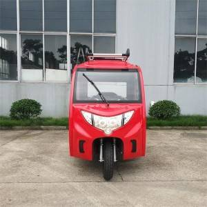 Electric Mini Passenger Trike – Land Elf A