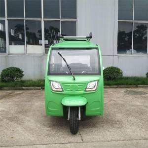 Electric Mini Passenger Trike-Land Elf B