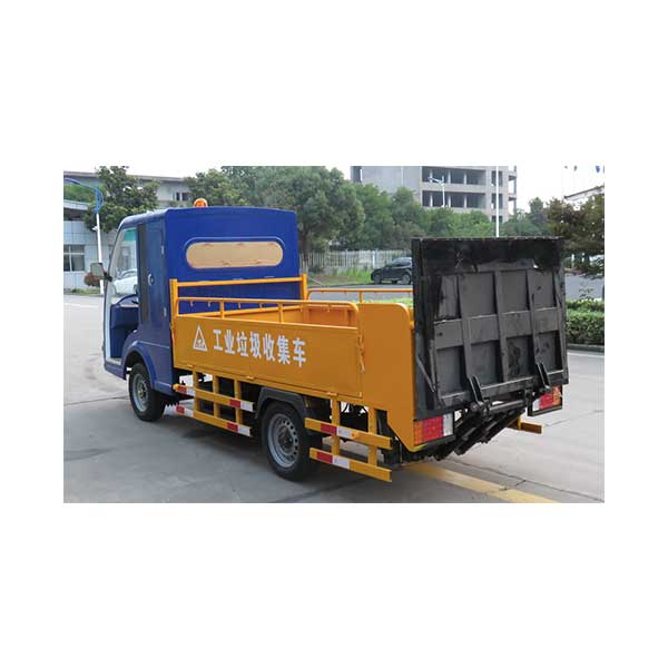 High reputation Self Tipping Electric Garbage Truck -