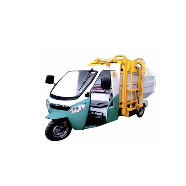 Good Quality Double Seat Loader Rickshaw -