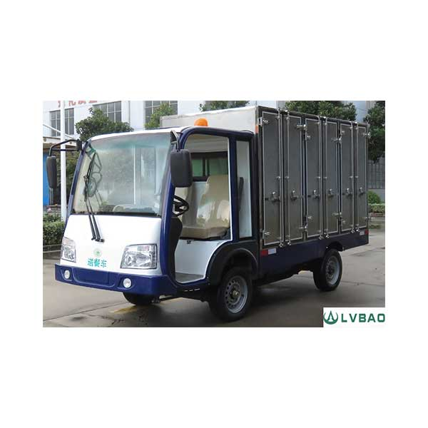 Factory best selling Three Wheel Electric Side Loader -