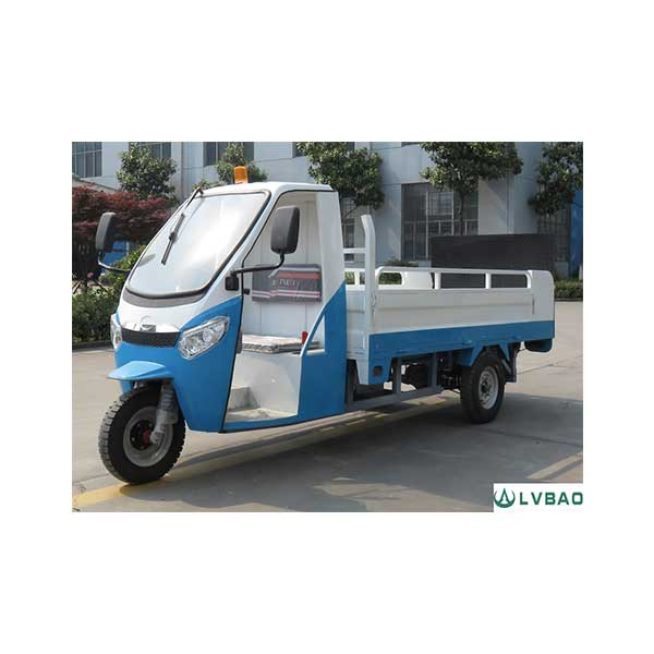 Manufacturer of Mini Garbage Truck -