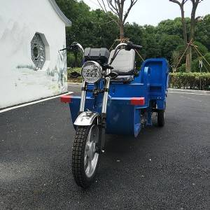 Electric Heavy Duty Cargo Tricycle