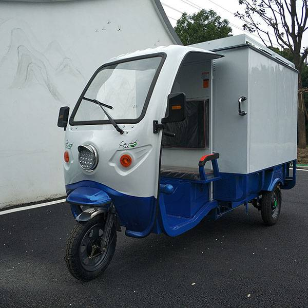 Wholesale Price Electric Cargo Tricycle With Cabin -