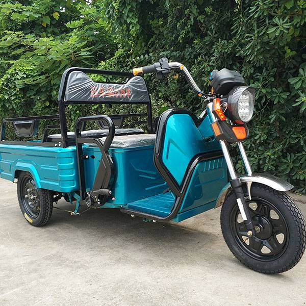 Electric Mini Cargo Tricycle Featured Image