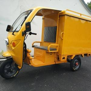 Closed-body Cargo Tricycle(3W)