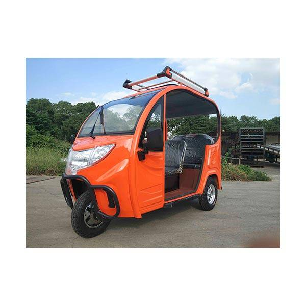 18 Years Factory Electric Sightseeing Tricycle -