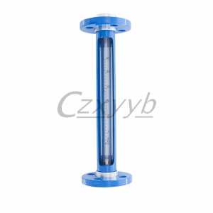 G/S/F10 various connection glass tube chemical water flowmeter