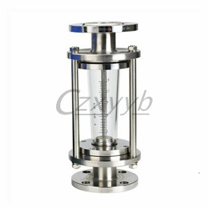 Good Quality Glass Tube Flowmeter -