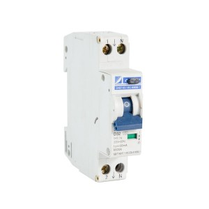 DAB7LN-40 series DPN Residual Current Operation...