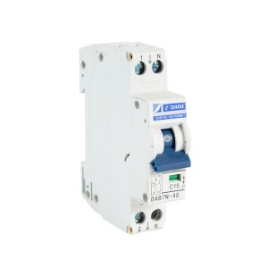 DAB7N-40 Series DPN Miniature Circuit Breaker(MCB)