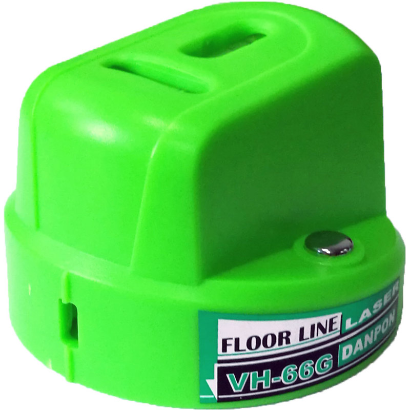 Factory Outlets Tawan Laser Level - VH-66G Green Floor Line 360° Rotation with Magnet – JIABEI Featured Image