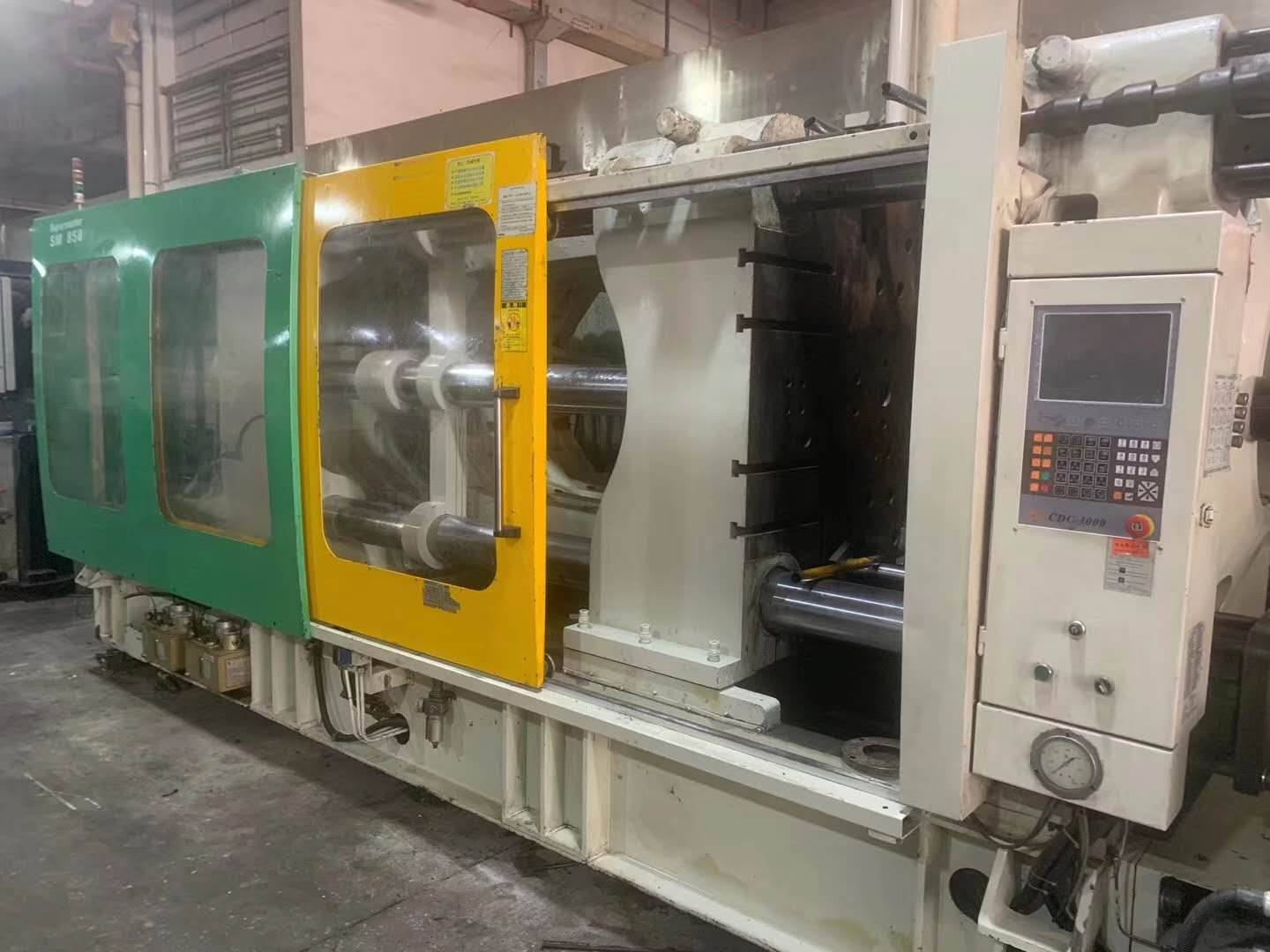 Chen Hsong Supermaster SM850 used Injection Molding Machine
