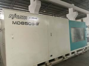 Niigata 850t All-Electric used Injection Molding Machine
