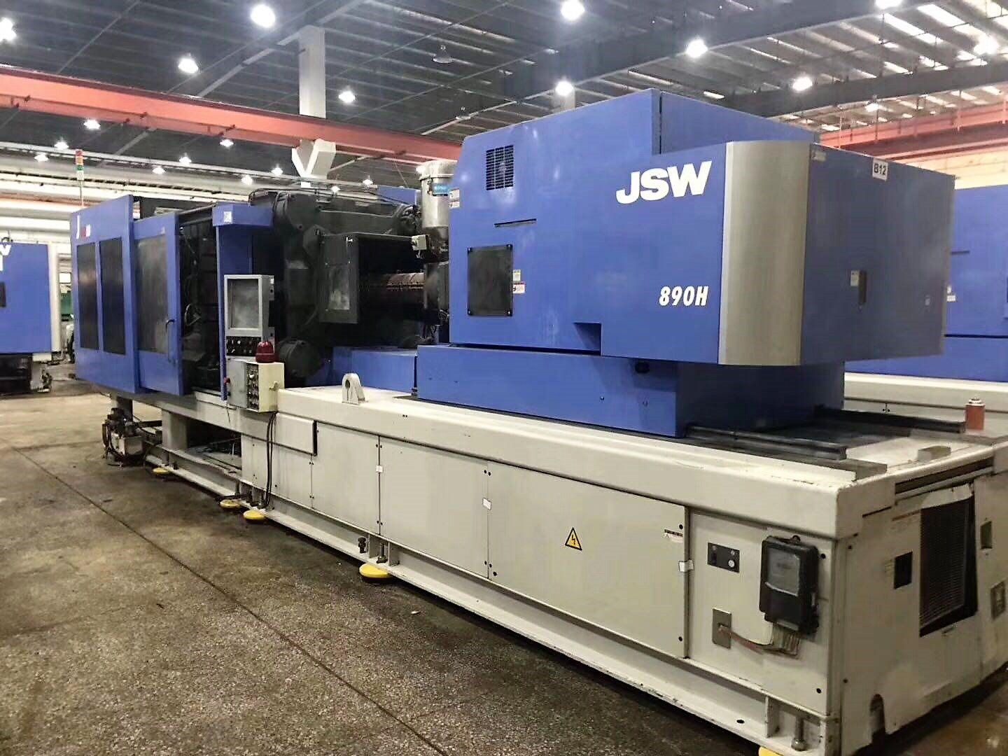 JSW450t (J450AD) all-electric used Injection Molding Machines