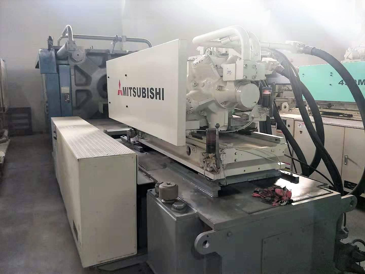 Mitsubishi 650t 650MMG used Injection Molding Machine
