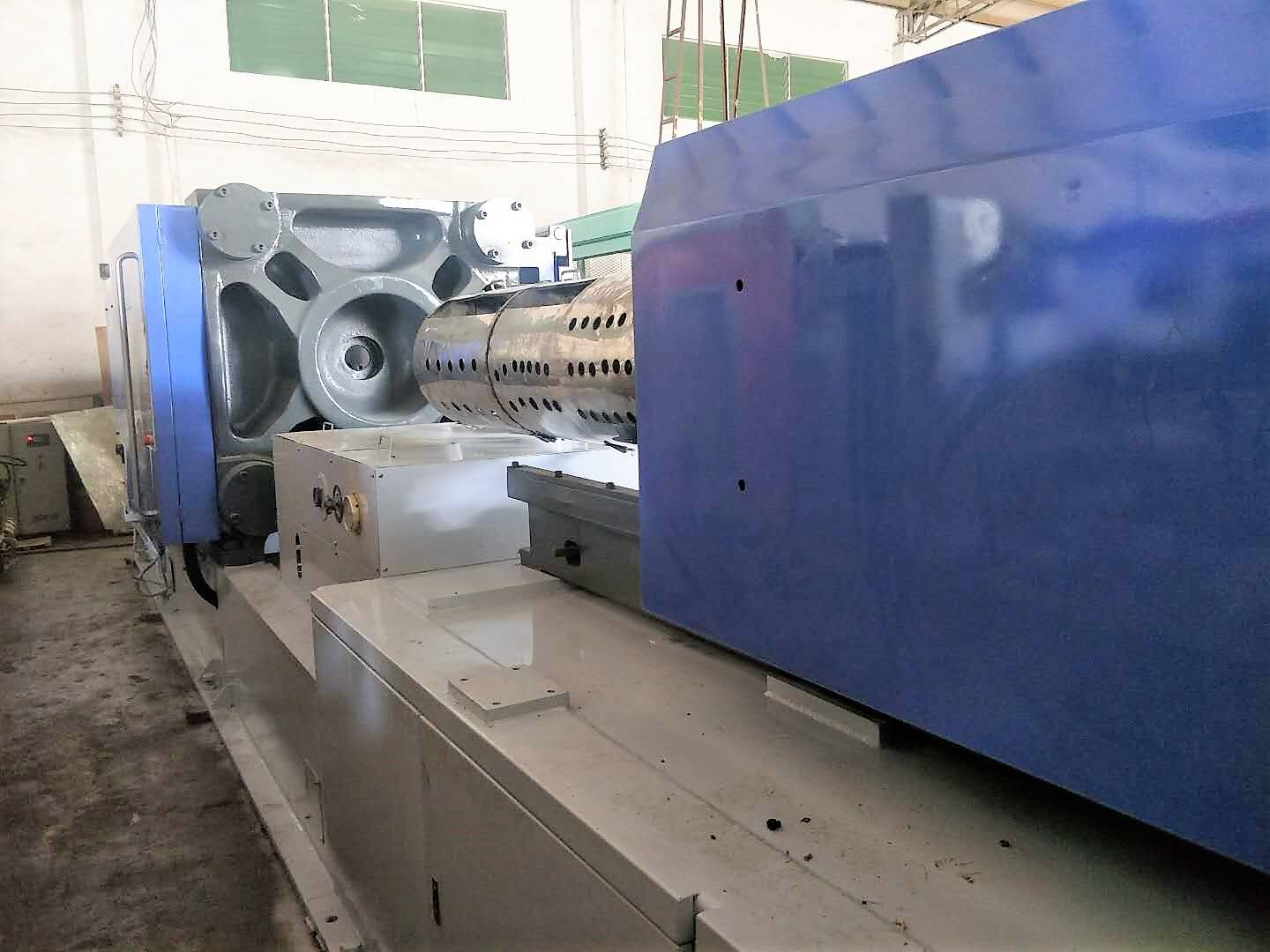 JSWJ650ED used Injection Molding Machine