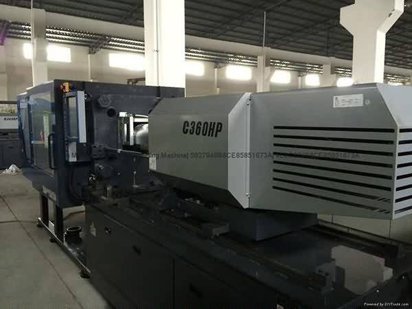 Sumitomo 130t All-Electric used Injection Molding Machine