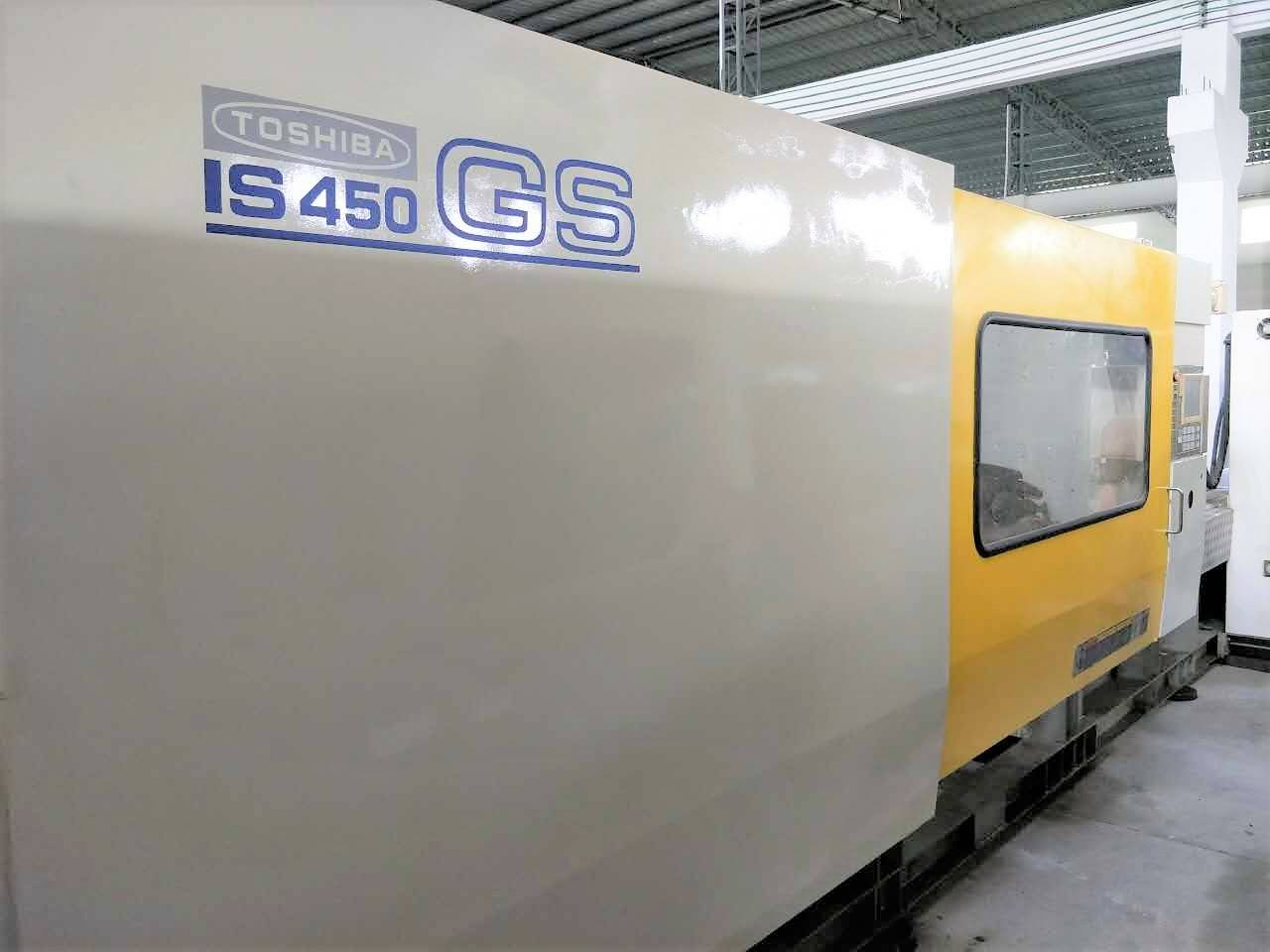 Toshiba IS450GS Used Injection Molding Machine Featured Image