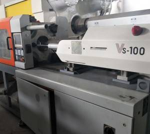 Victor 100t VS-100 Used Injection Moulding Machine